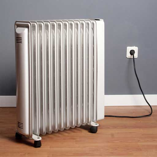 Movable Heater